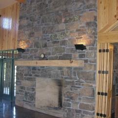 Dining Hall Fireplace