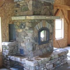 Weyl Masonry Fireplace